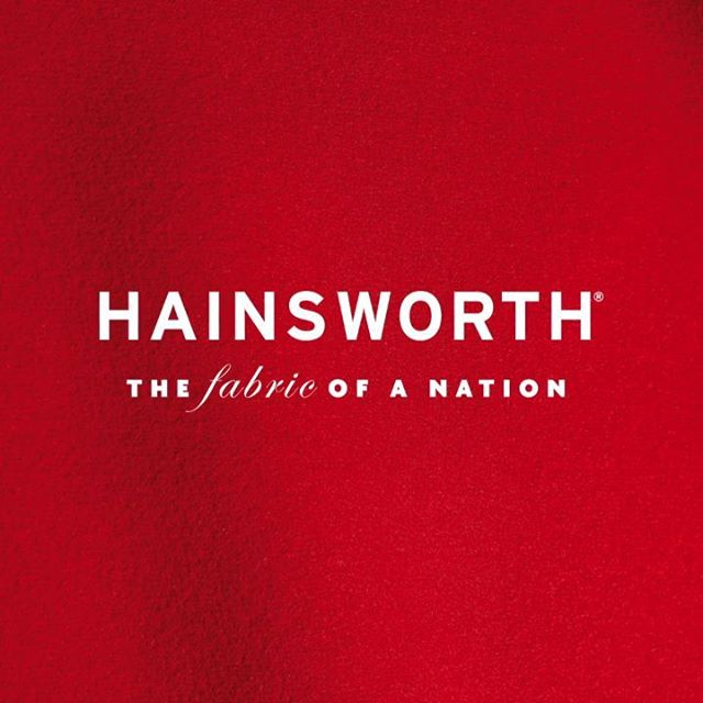 Hainsworth has been responsible for weaving the look of Iconic England ever since the company was established in 1783. Every single one of our 235 years of experience is apparent in the outstanding weave quality of the fabrics that leave our mill. This commitment attracts like minded designers who want their pieces to benefit from the history, innovation and passion woven into the very fabric of their creation. #fashiondesign #fabricofanation #textilemill #wool #bestofbritish #costumedesign #interiordesign #fashion