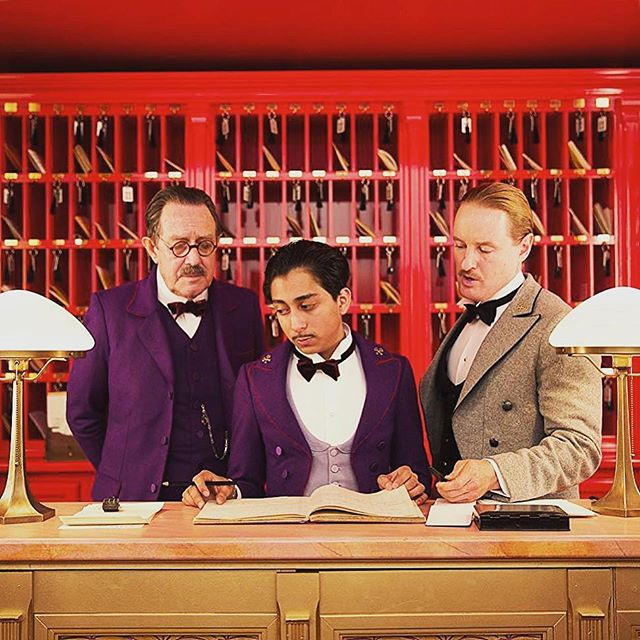 Chosen for their colour, quality and authenticity, our fabrics are used for costumes on stages and screens around the world. Did you know that the colourful uniforms worn by the hotel staff in #TheGrandBudapestHotel were made from #Hainsworth cloth? Visit www.hainsworth.co.uk/stage-screen to find out more. #costumedesign #costumedesigner