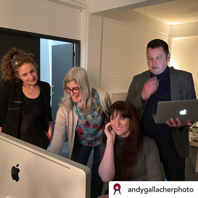 Behind the scenes of our new photo shoot can't wait to show you the final results! Thanks to all the amazing designers for the loan garments! Stay tuned!
