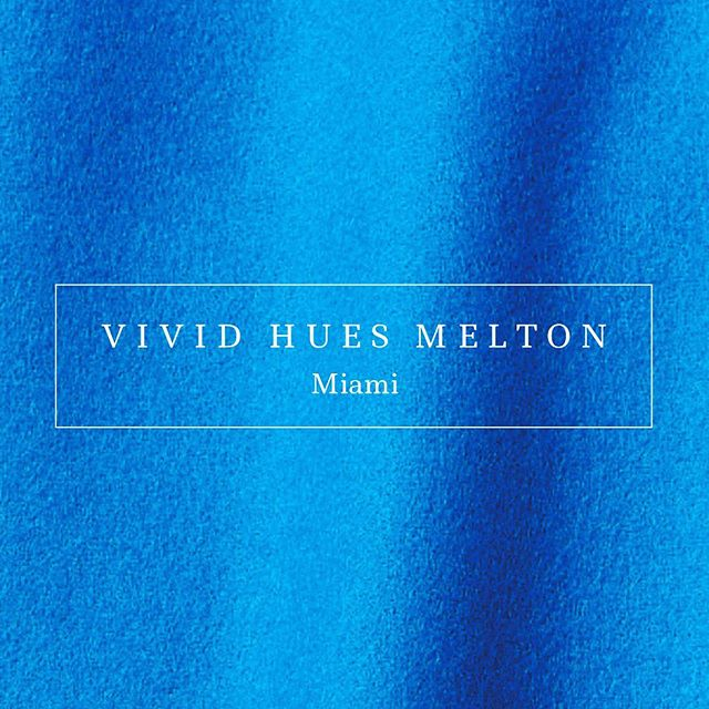 New colour 🚨 Miami is the second important trend colour to join our Vivid Hues Melton collection this season. Click the link in our bio then select 'Vivid Hues Melton' to view the complete range of colours and order samples. #colourtrends #aw2021 #fashiondesign #fashiondesigner #fashiontrends #textiles #meltoncloth #wool #choosewool