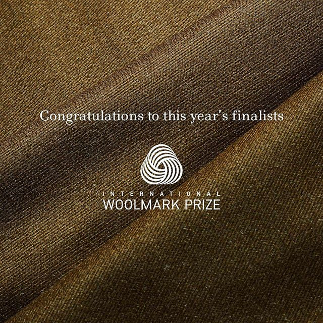 Congratulations to the ten International #WoolmarkPrize finalists announced this week @acoldwall @namacheko @matthewadamsdolan @fengchenwang @gmbh_official @bode @botter_paris @ludovicdesaintsernin @richardmalone @blindness_official. Hainsworth are proud to be a Trade Partner of the world renowned talent programme from @thewoolmarkcompany. #fabricofanation #Hainsworth #choosewool #wool #internationalwoolmarkprize