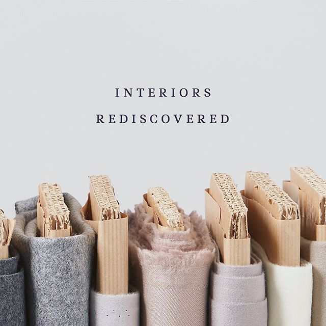 Over the past year we've been working behind the scenes, refreshing timeless lines and adding modern interpretations of texture and colour to produce a beautiful collection of must have woollen #fabrics for premium #interiors.  Hainsworth #InteriorsRediscovered, coming soon… #interiorfabrics #interiordesign #fabricinspiration #textilefabrics #upholsteryfabric #upholsteryfabrics #furnishingfabrics #hainsworth #fabricofanation